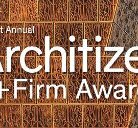 Architizer A+Firm Awards