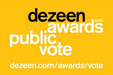 Dezeen Awards 2020 Public Vote