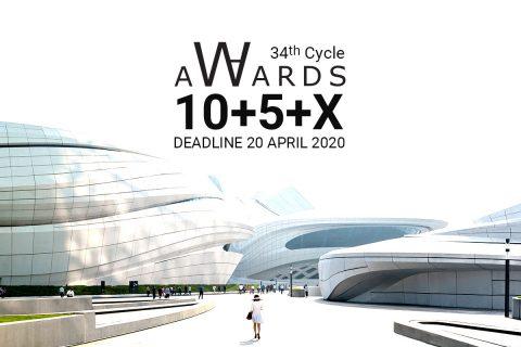 第34回 WA Awards 10+5+X