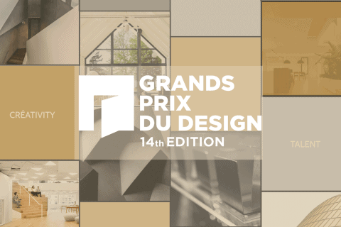 The GRANDS PRIX DU DESIGN Awards 2021