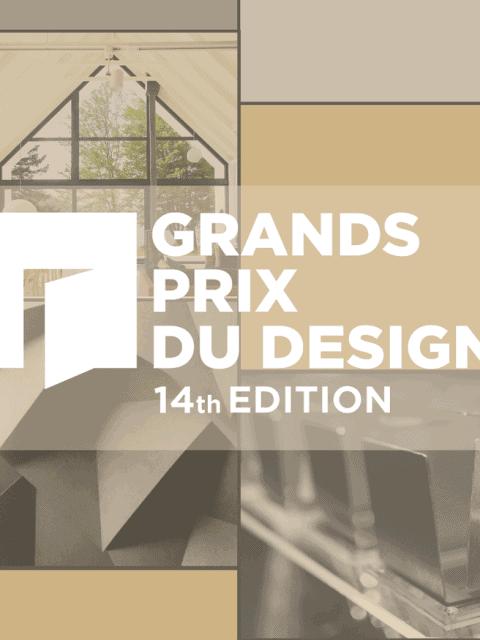 The GRANDS PRIX DU DESIGN Awards 2021